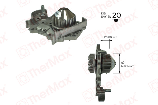 Thermax T01 120 Thermax